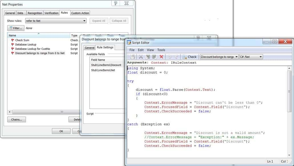 Scripting in ABBYY FlexiCapture 11