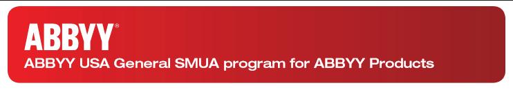 WiseTREND SMUA program for ABBYY FlexiCapture, Recognition Server
