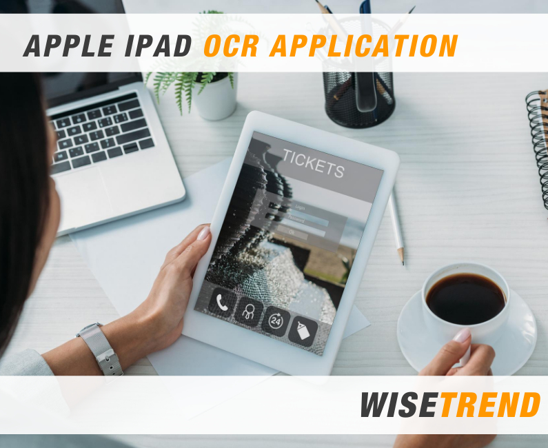 Free New Apple IPad 3 for the first OCR App For IPad