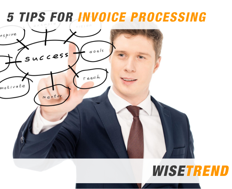 5 Tips for Invoice Processing Automation