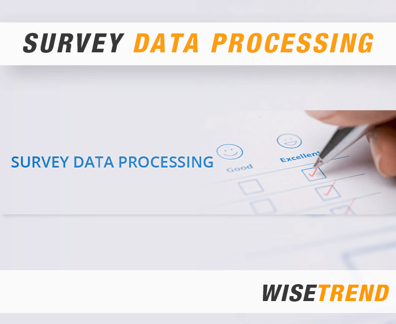 Survey Data Processing