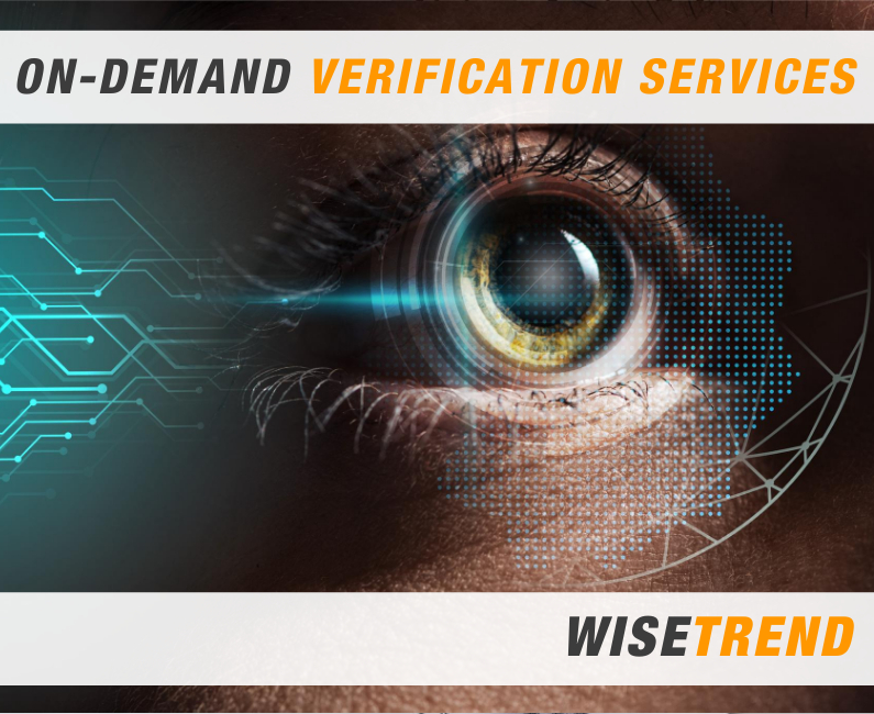 Services for On-Demand Verification