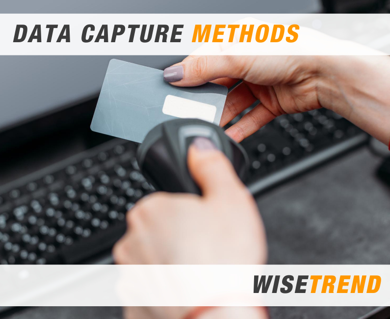 Data Capture Methods using OCR