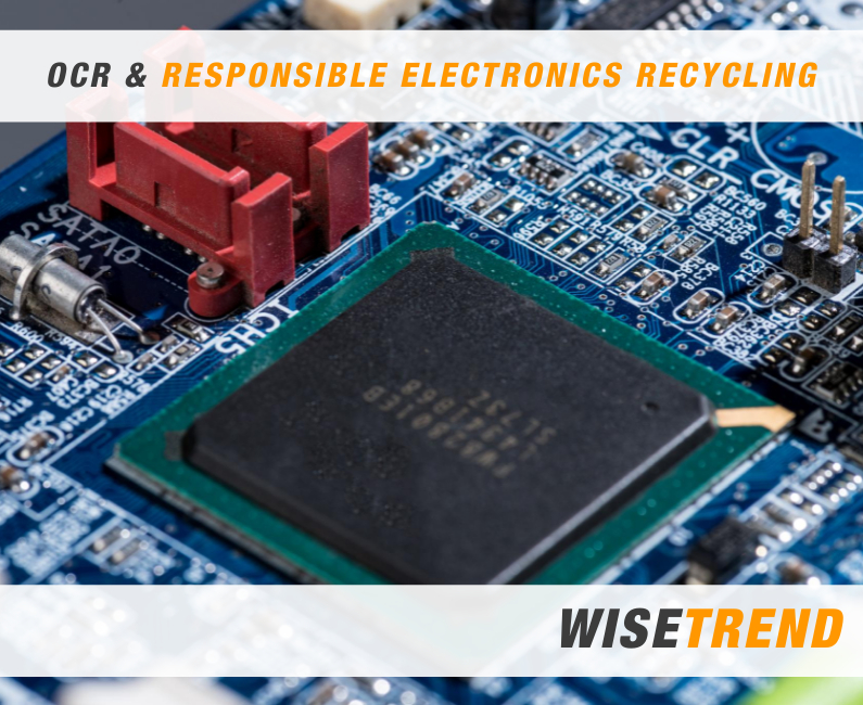 Responsible Electronics Recycling