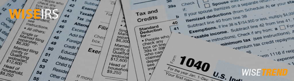 IRS forms processing