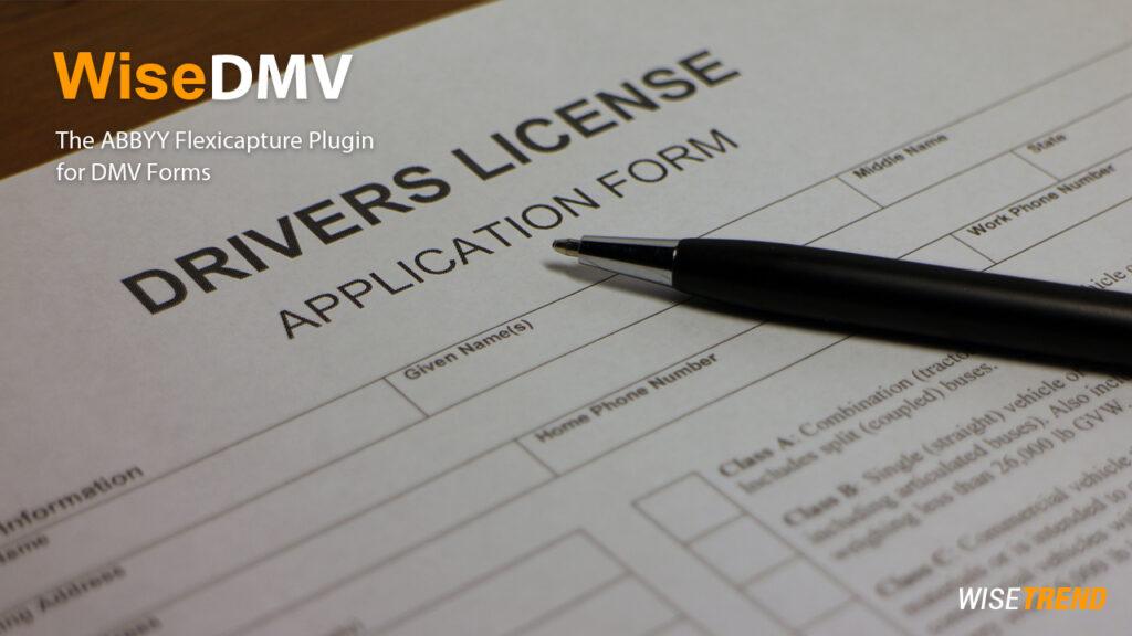 ABBYY Flexicapture Plugin for DMV Forms