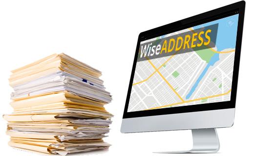 OCR address API